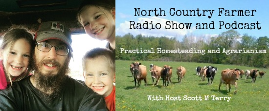 North Country Farmer Radio Show and Podcast