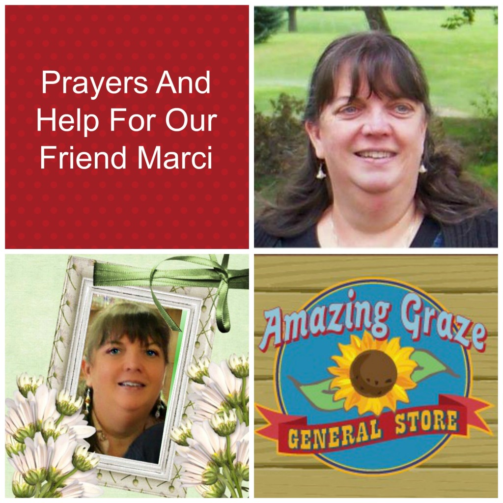 Prayers and Help for Marci