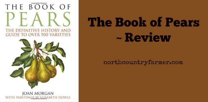 The Book of Pears ~ Review