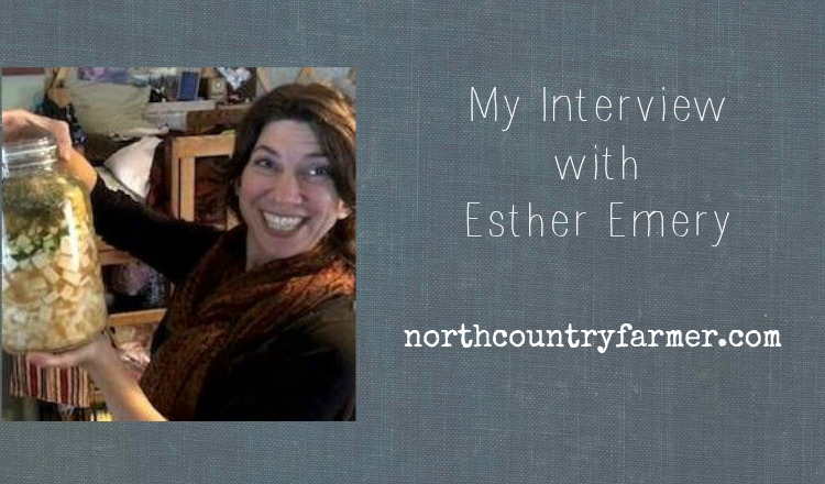 My Interview With Esther Emery