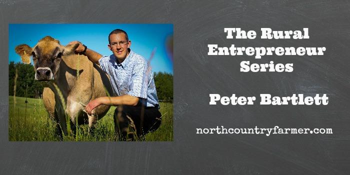 The Rural Entrepreneur Series, 1st Episode ~ Peter Bartlett