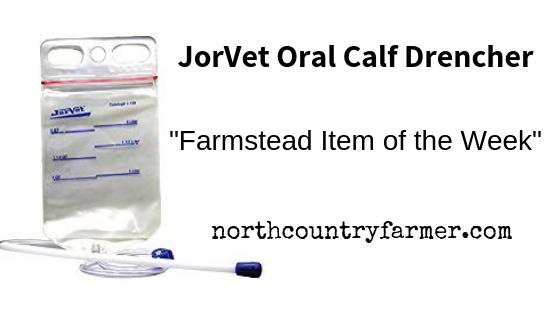 JorVet Oral Calf Drencher  (Item of the week)