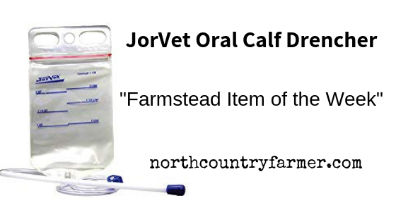 JorVet Oral Calf Drencher  (Item of the week)